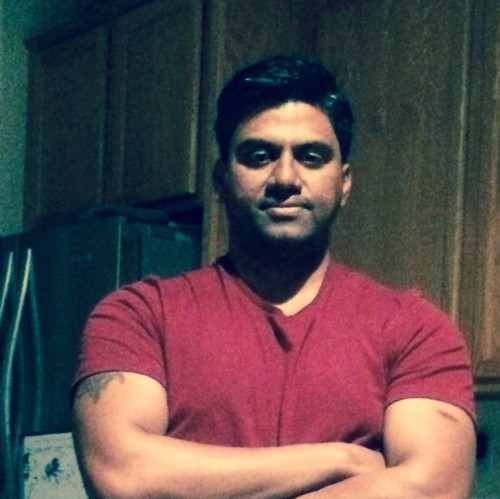 Suresh_in_Red